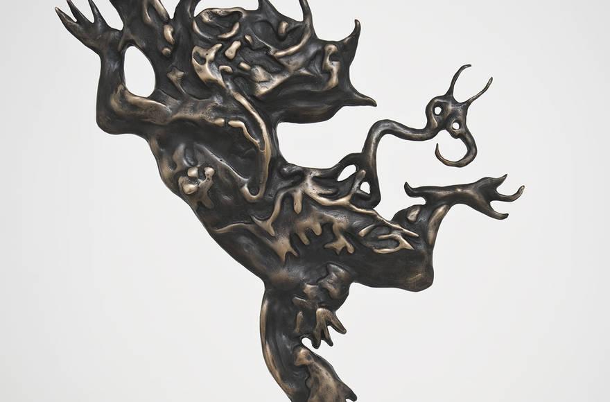 Sculpture collaboration with UCA Farnham