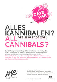 Alles Kannibalen? All Cannibals?