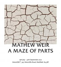 Mathew Weir: A Maze of Parts
